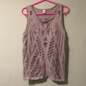 90 Degree workout top